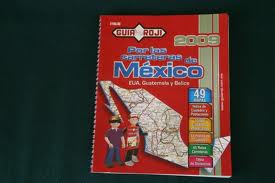 Mexico Maps.com Road Atlas and GPS