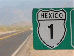 Route 1 Mexico Highway