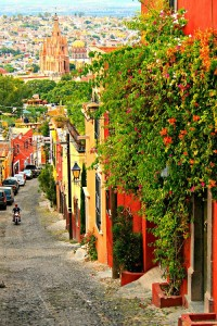 Mexican insurance with Mexican Insurance Store and Colonial Charm in San Miguel de Allende