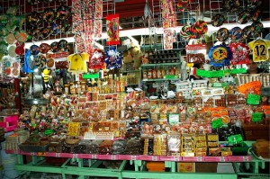 Mexico auto insurance from MexicanInsuranceStore.com and candy shops
