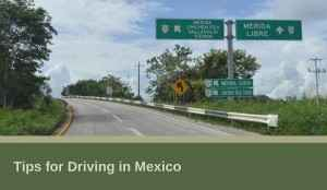 Mexican insurance policy with MexicanInsuranceStore.com