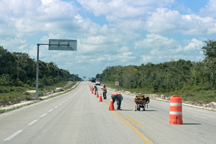 Mexico auto insurance for federal highways