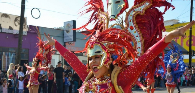 Ensenada Carnaval Celebration And Beer Fest And Mexico