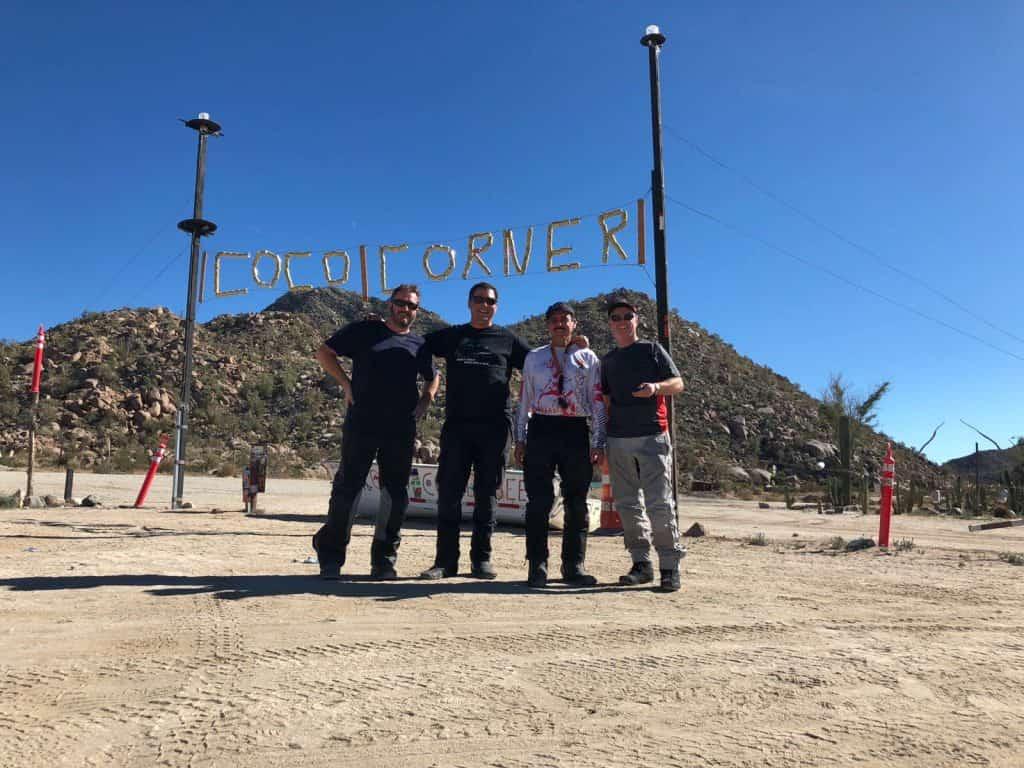 Baja California Off-Roading