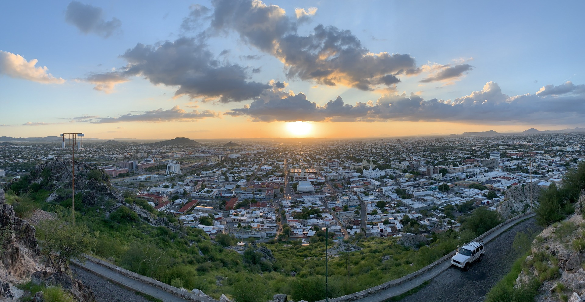 Overview of Hermosillo Sonora - Mexican Insurance Store